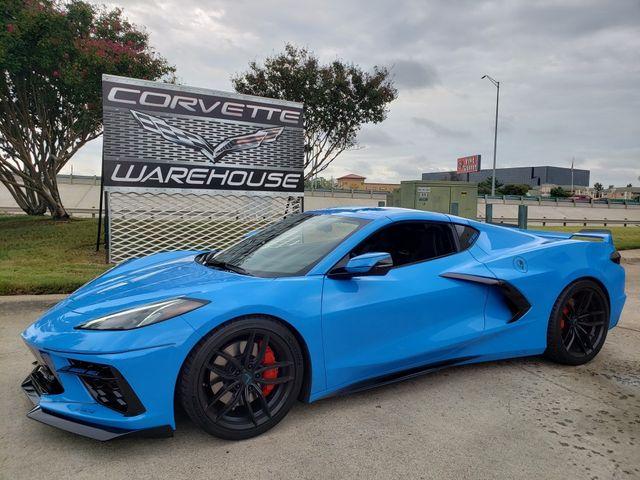 2020 Chevrolet Corvette Coupe 2LT, Z51, FE4, IOT, PDR, Only 960 Miles