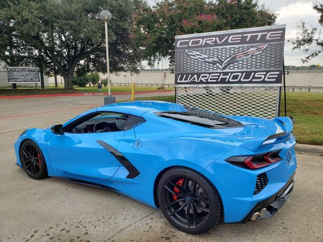 2020 Chevrolet Corvette Coupe 2LT, Z51, FE4, IOT, PDR, Only 960 Miles in Dallas, Texas 75220
