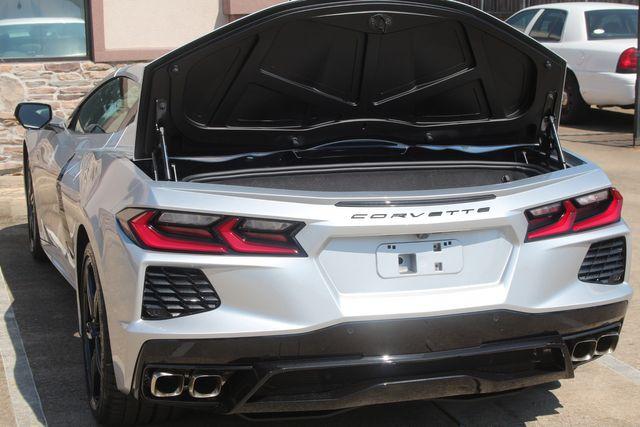 2020 Chevrolet Corvette C8  Hard Top Convertible Houston, Texas 20