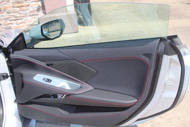 2020 Chevrolet Corvette C8  Hard Top Convertible Houston, Texas 27
