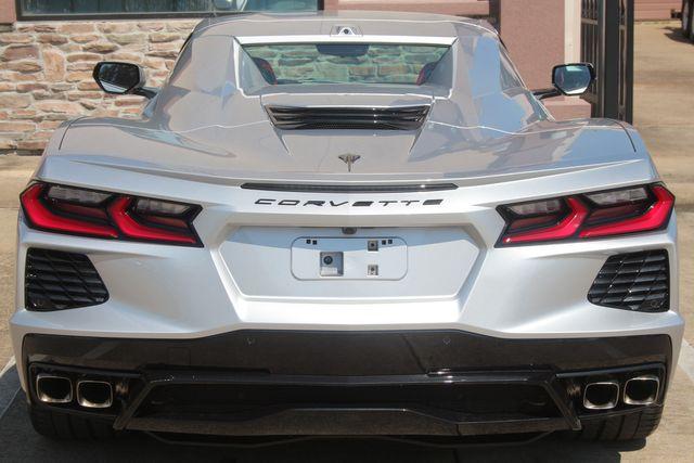 2020 Chevrolet Corvette C8  Hard Top Convertible Houston, Texas 12