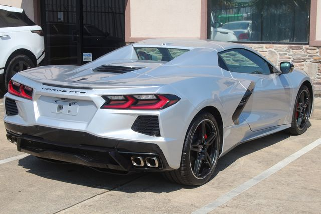 2020 Chevrolet Corvette C8  Hard Top Convertible Houston, Texas 14