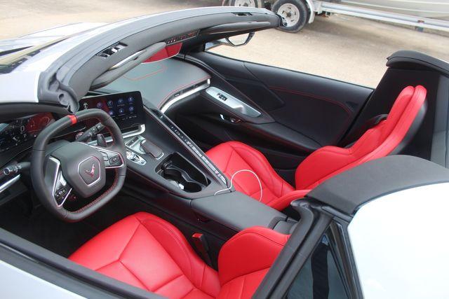2020 Chevrolet Corvette C8  Hard Top Convertible Houston, Texas 4