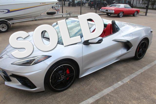 2020 Chevrolet Corvette C8  Hard Top Convertible Houston, Texas 0