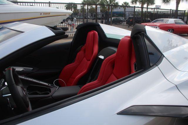 2020 Chevrolet Corvette C8  Hard Top Convertible Houston, Texas 2