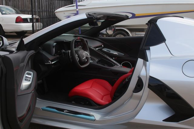 2020 Chevrolet Corvette C8  Hard Top Convertible Houston, Texas 3