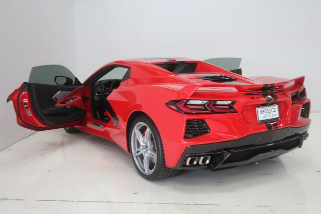 2020 Chevrolet Corvette Convertible 2LT Z51 Houston, Texas 17