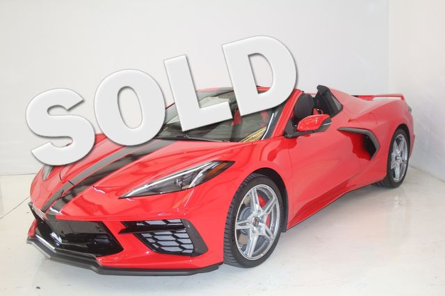 2020 Chevrolet Corvette Convertible 2LT Z51 Houston, Texas 0
