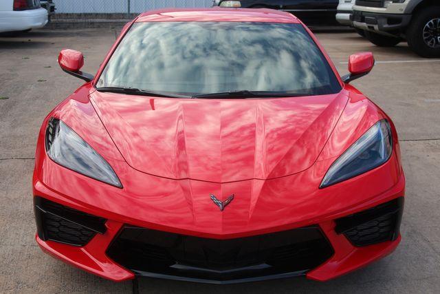 2020 Chevrolet Corvette Convertible Performance Exhaust/ Yellow Calipers Houston, Texas 1