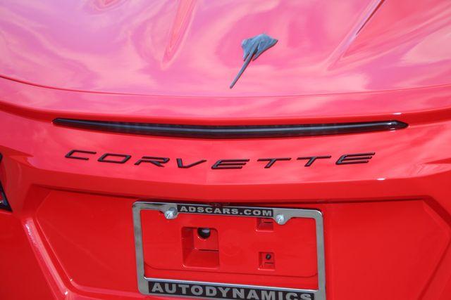 2020 Chevrolet Corvette Convertible Performance Exhaust/ Yellow Calipers Houston, Texas 13