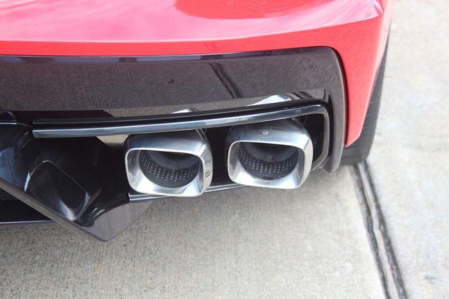2020 Chevrolet Corvette Convertible Performance Exhaust/ Yellow Calipers Houston, Texas 14