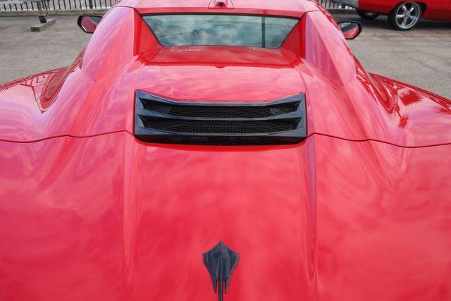 2020 Chevrolet Corvette Convertible Performance Exhaust/ Yellow Calipers Houston, Texas 15