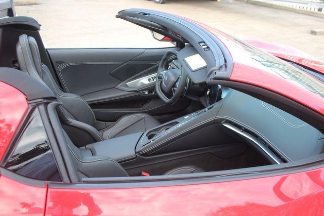 2020 Chevrolet Corvette Convertible Performance Exhaust/ Yellow Calipers Houston, Texas 19