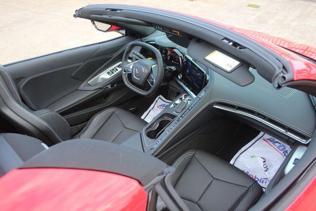 2020 Chevrolet Corvette Convertible Performance Exhaust/ Yellow Calipers Houston, Texas 20