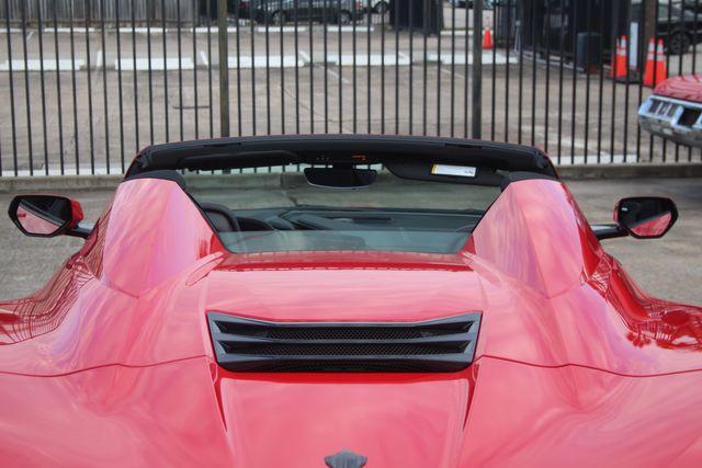 2020 Chevrolet Corvette Convertible Performance Exhaust/ Yellow Calipers Houston, Texas 21