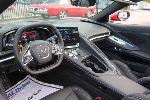 2020 Chevrolet Corvette Convertible Performance Exhaust/ Yellow Calipers Houston, Texas 23