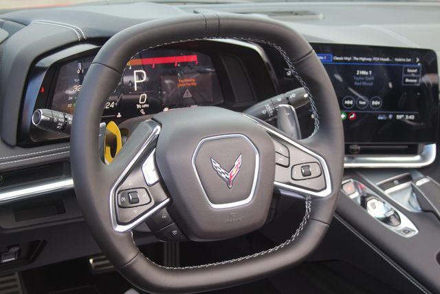 2020 Chevrolet Corvette Convertible Performance Exhaust/ Yellow Calipers Houston, Texas 24