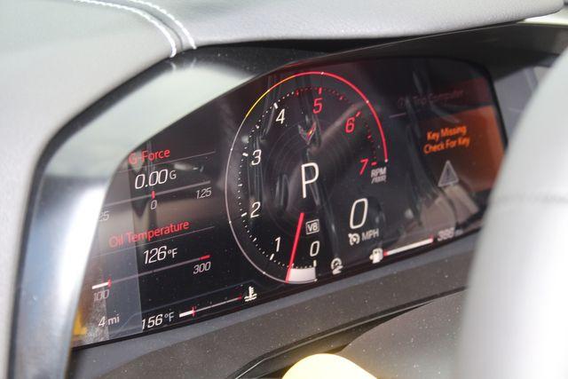2020 Chevrolet Corvette Convertible Performance Exhaust/ Yellow Calipers Houston, Texas 25