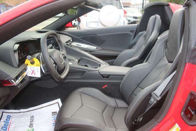 2020 Chevrolet Corvette Convertible Performance Exhaust/ Yellow Calipers Houston, Texas 27