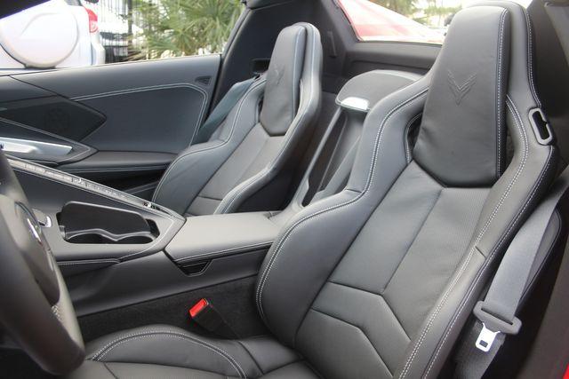 2020 Chevrolet Corvette Convertible Performance Exhaust/ Yellow Calipers Houston, Texas 28