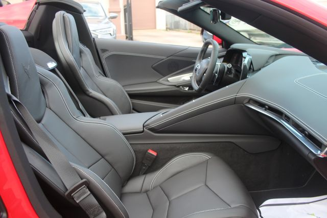 2020 Chevrolet Corvette Convertible Performance Exhaust/ Yellow Calipers Houston, Texas 30