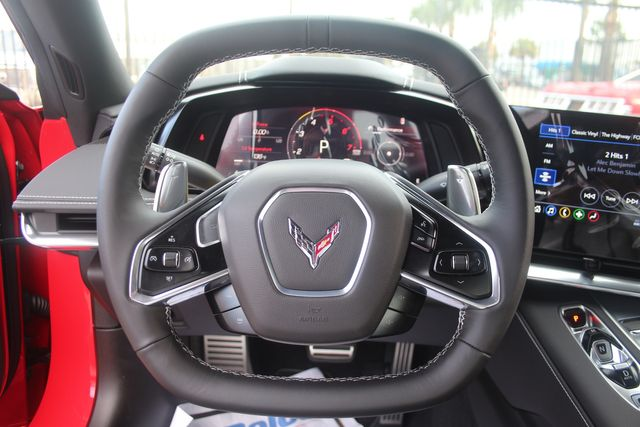 2020 Chevrolet Corvette Convertible Performance Exhaust/ Yellow Calipers Houston, Texas 32