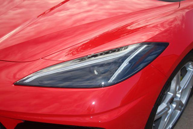 2020 Chevrolet Corvette Convertible Performance Exhaust/ Yellow Calipers Houston, Texas 4