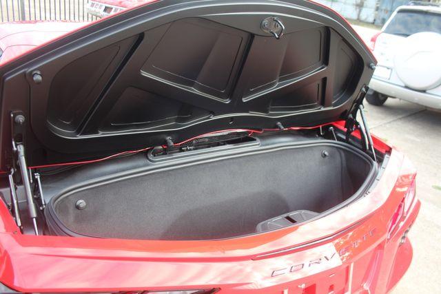 2020 Chevrolet Corvette Convertible Performance Exhaust/ Yellow Calipers Houston, Texas 47