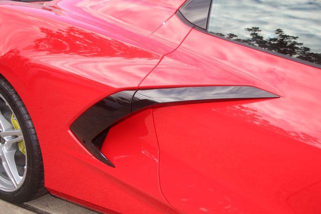 2020 Chevrolet Corvette Convertible Performance Exhaust/ Yellow Calipers Houston, Texas 8
