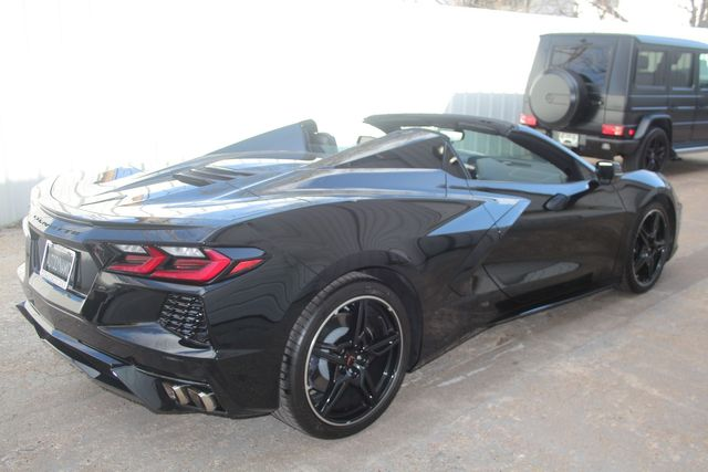 2020 Chevrolet Corvette  Convertible Houston, Texas 3