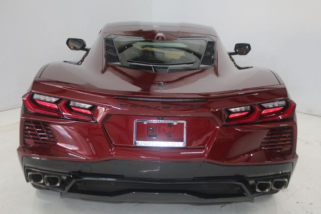 2020 Chevrolet Corvette 3LT Houston, Texas 13