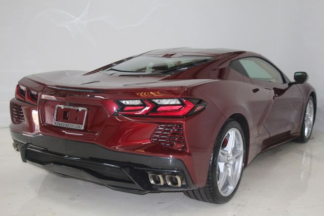 2020 Chevrolet Corvette 3LT Houston, Texas 14