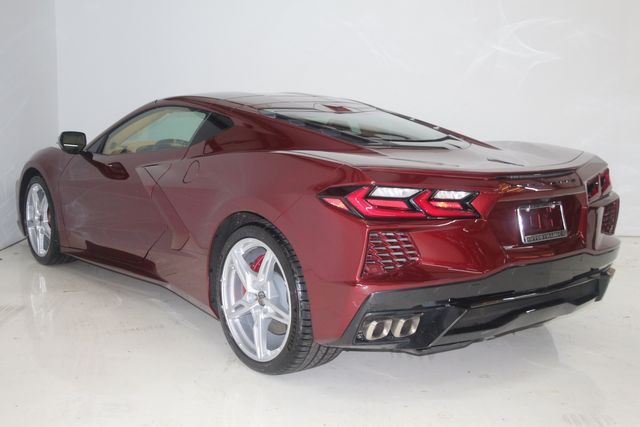 2020 Chevrolet Corvette 3LT Houston, Texas 15