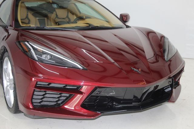 2020 Chevrolet Corvette 3LT Houston, Texas 6