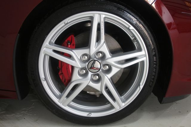 2020 Chevrolet Corvette 3LT Houston, Texas 10