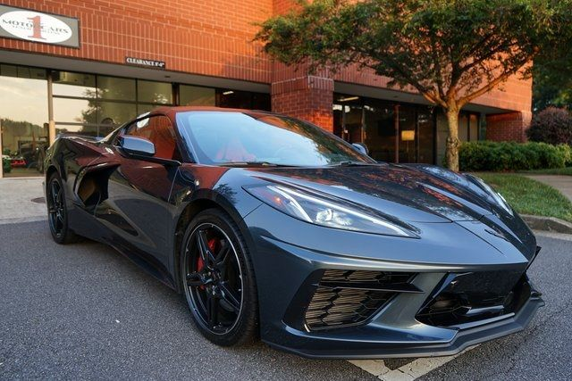 2020 Chevrolet Corvette 2LT