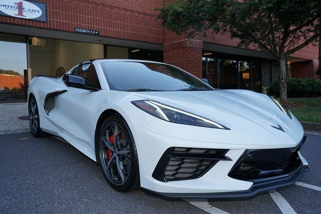 2020 Chevrolet Corvette 3LT