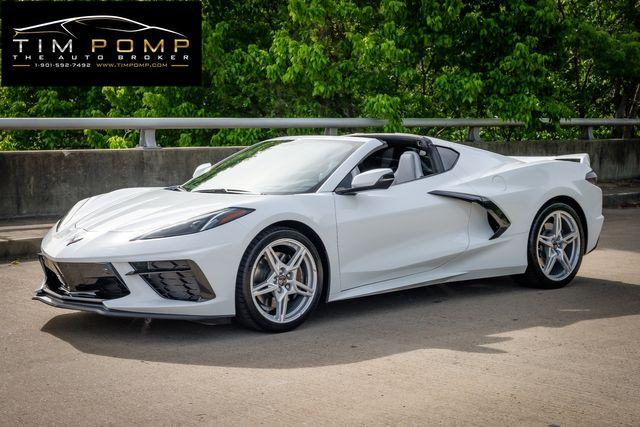 2020 Chevrolet Corvette 2LT W/ Z51 PERFORMANCE PACKAGE