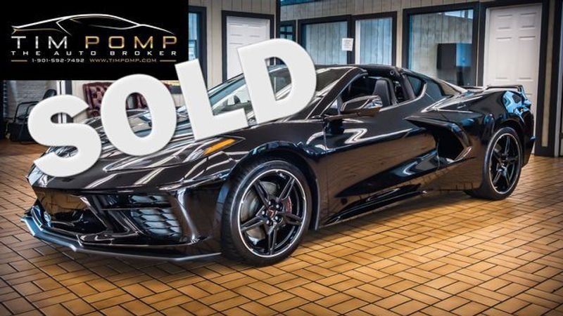 2020 Chevrolet Corvette 1LT | Memphis, Tennessee | Tim Pomp - The Auto Broker in Memphis Tennessee