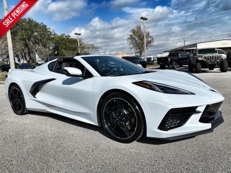 2020 Chevrolet Corvette 2LT CERAMIC MAGNETIC Z51 FRONT LIFT COMP SEATS in Plant City, Florida