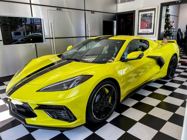2021 Chevrolet Corvette 2LT