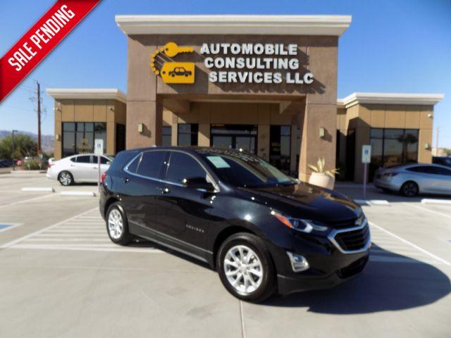 2020 Chevrolet Equinox LT in Bullhead City, AZ 86442-6452