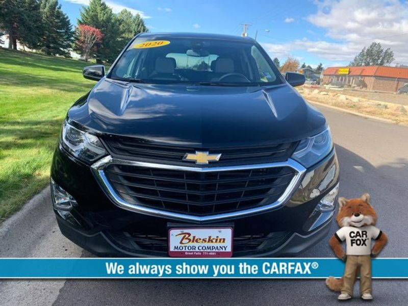 2020 Chevrolet Equinox LT  city MT  Bleskin Motor Company   in Great Falls, MT