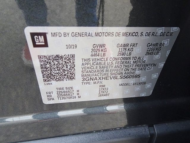 2020 Chevrolet Equinox LS Madison, NC 49
