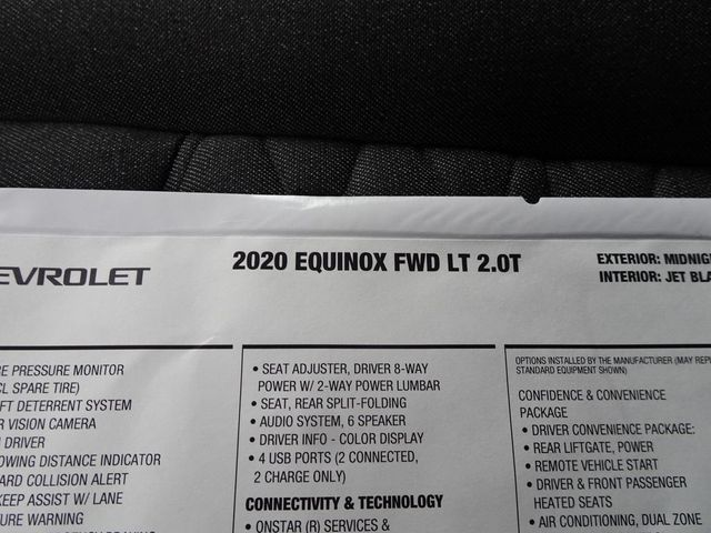 2020 Chevrolet Equinox LT Madison, NC 46