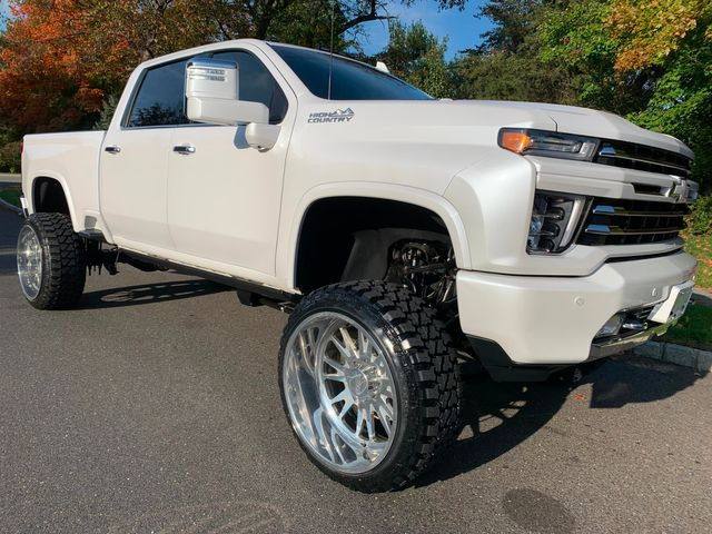 2020 Chevrolet High Country 2500HD CUSTOM BUILT LIFTED ON 37'S WOW