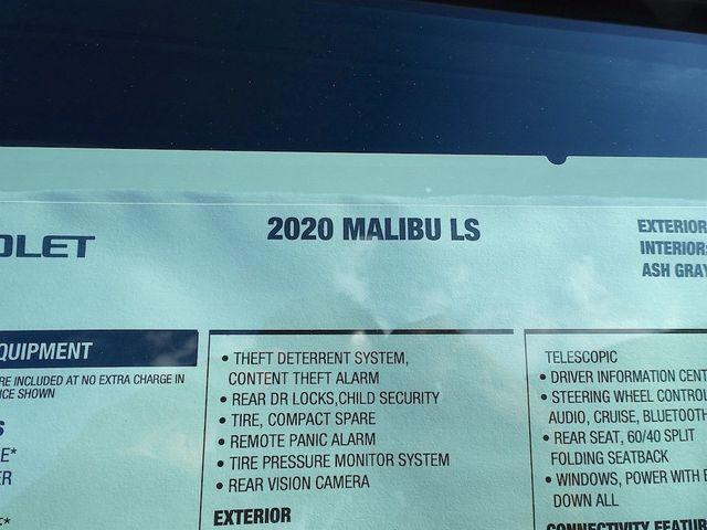 2020 Chevrolet Malibu LS Madison, NC 42