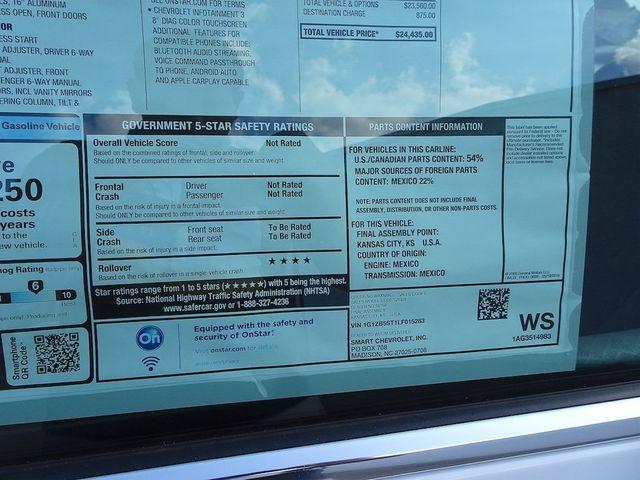 2020 Chevrolet Malibu LS Madison, NC 47