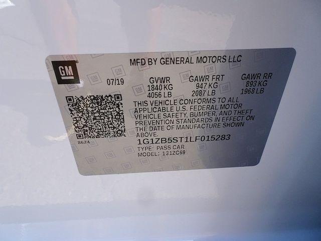 2020 Chevrolet Malibu LS Madison, NC 48