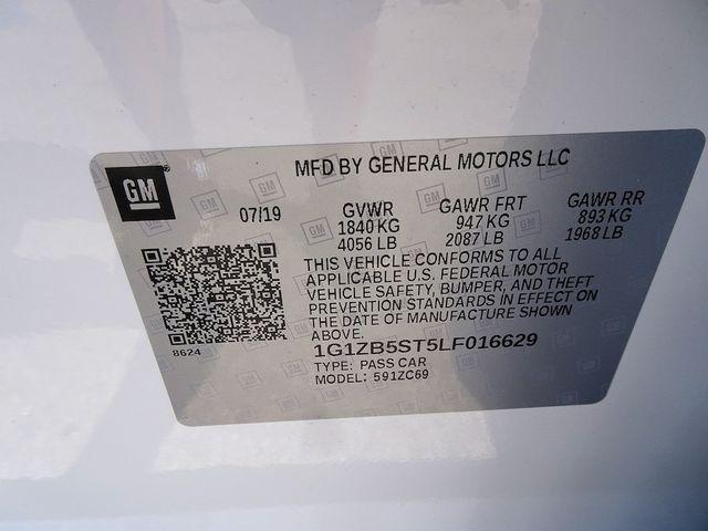 2020 Chevrolet Malibu LS Madison, NC 49